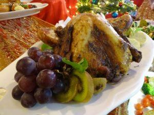 4 Honey Roasted Turkey