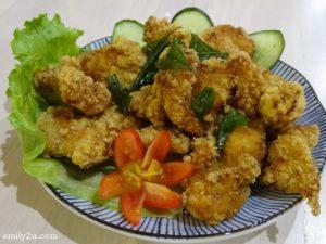 5 Salted Fried Chicken