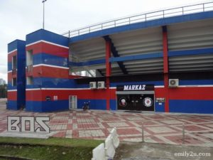 6 Larkin Stadium