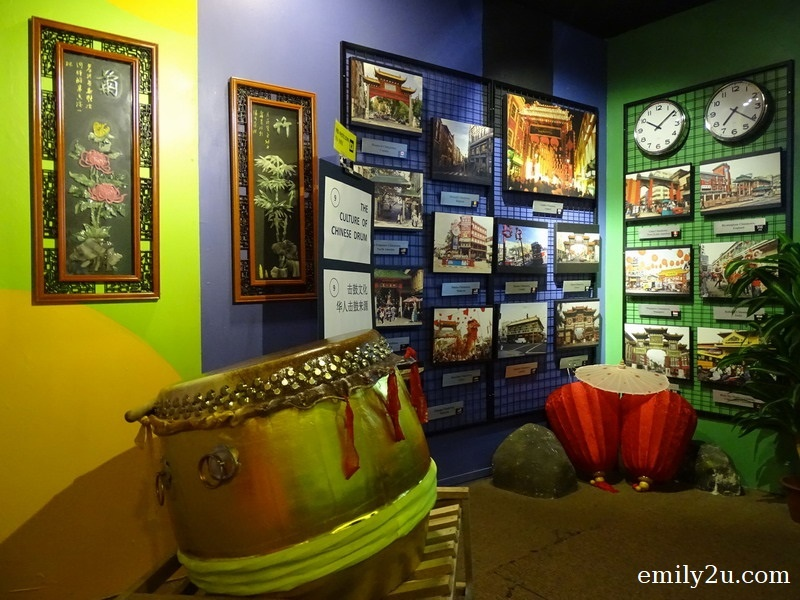 6. Chinese-centric exhibits for photoshoot