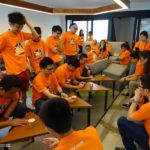 Mi MIUI 3rd Anniversary Gathering + Christmas Celebration