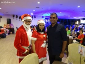 6 Tower Regency Christmas