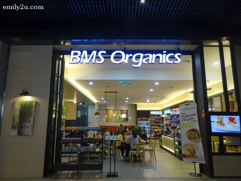 1. BMS Organics SkyAvenue