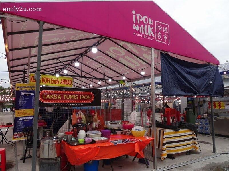 1. Ipoh Walk Night Bazaar