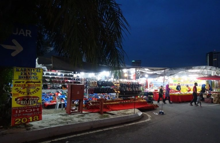 Karnival Ekspo Borong Seri Jelajah: Ipoh