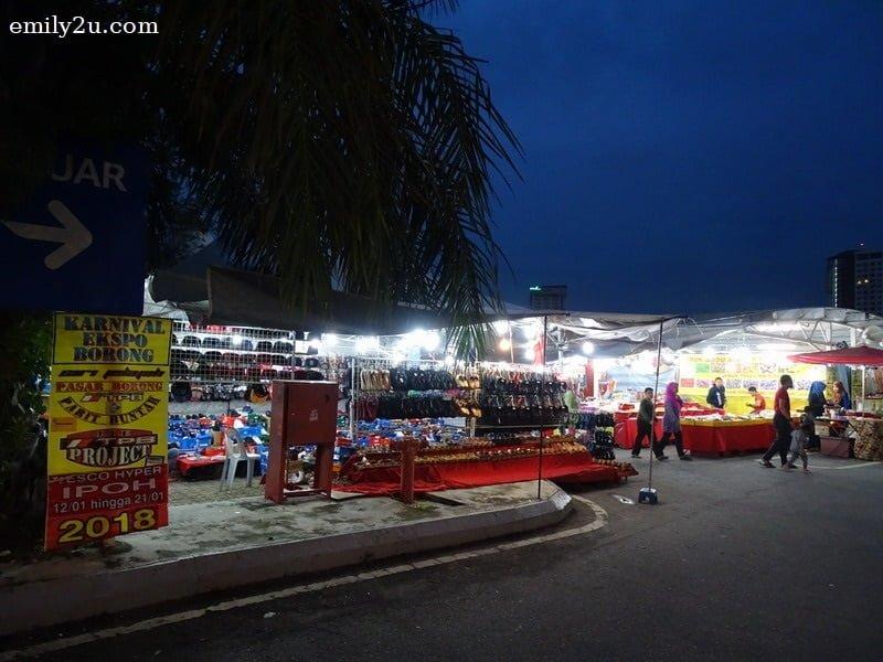 1. Karnival Ekspo Borong Seri Jelajah