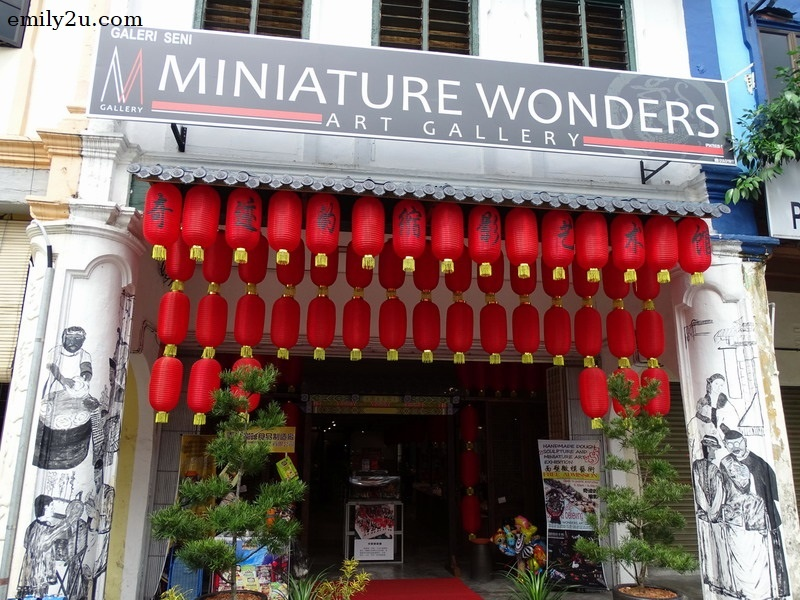 1. Miniature Wonders Art Gallery