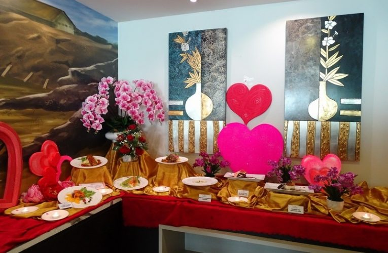 Romance Is In The Air at Kinta Riverfront Hotel, Ipoh