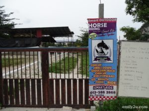1 iSmart Outdoor Equestrian Facility