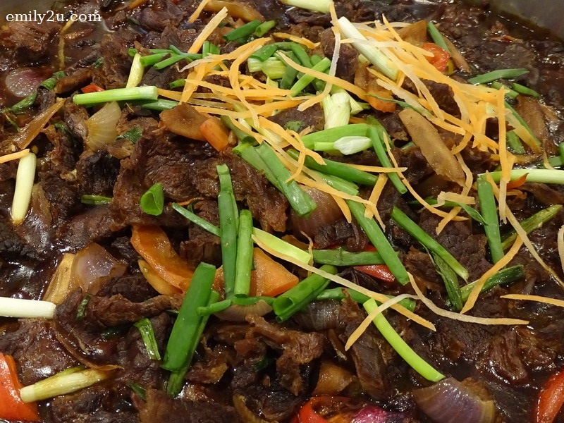 10. Chinese-style braised beef