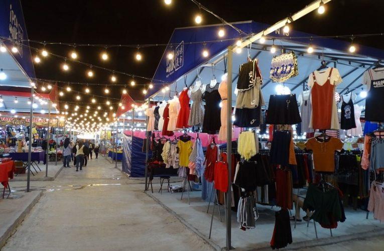 Ipoh Walk: A Night Bazaar