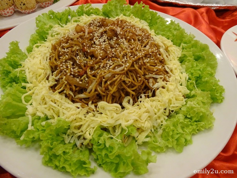 15. Menu C - Syeun-Style Fried Yellow Mee