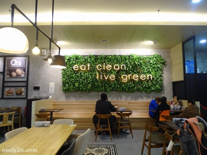 2. Eat Clean, Live Green