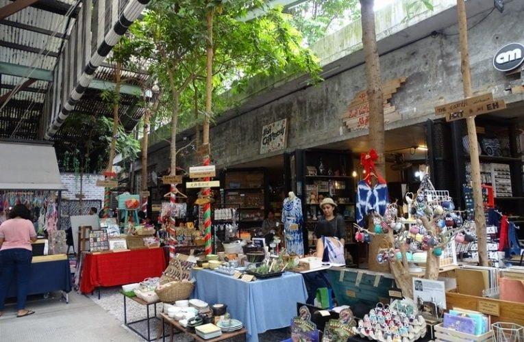 Kong Heng Square Artisan Market, Ipoh Old Town