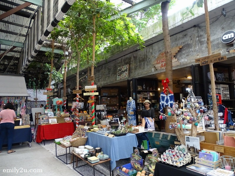 2. Kong Heng Square Artisan Market