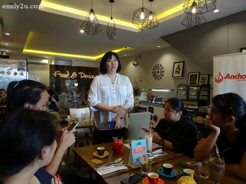 2. Anne from Food & Desire shares the story behind her café