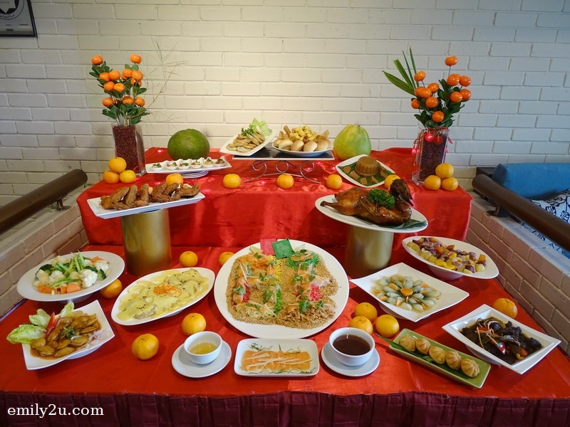 20. Impiana Hotel Ipoh Prosperity Buffet Dinner