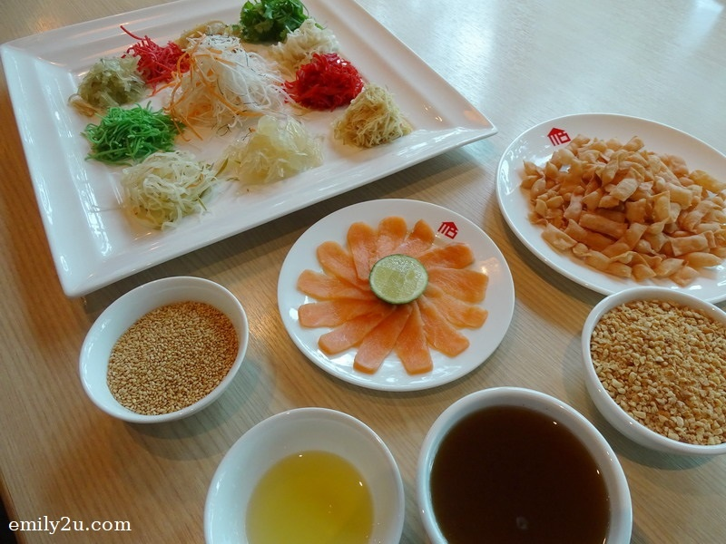 22. Salmon Yee Sang