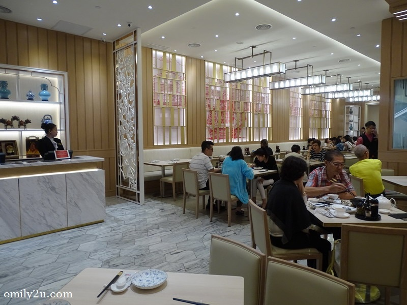 3. the restaurant