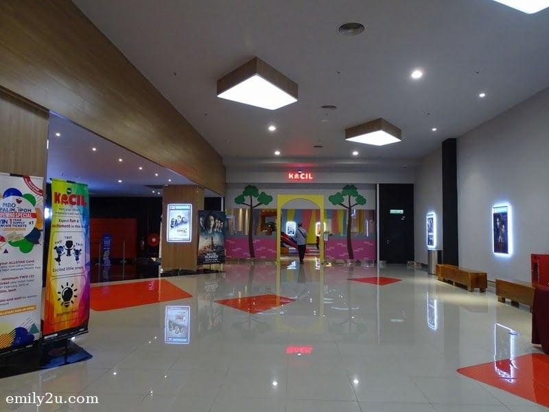 3. cinema lobby