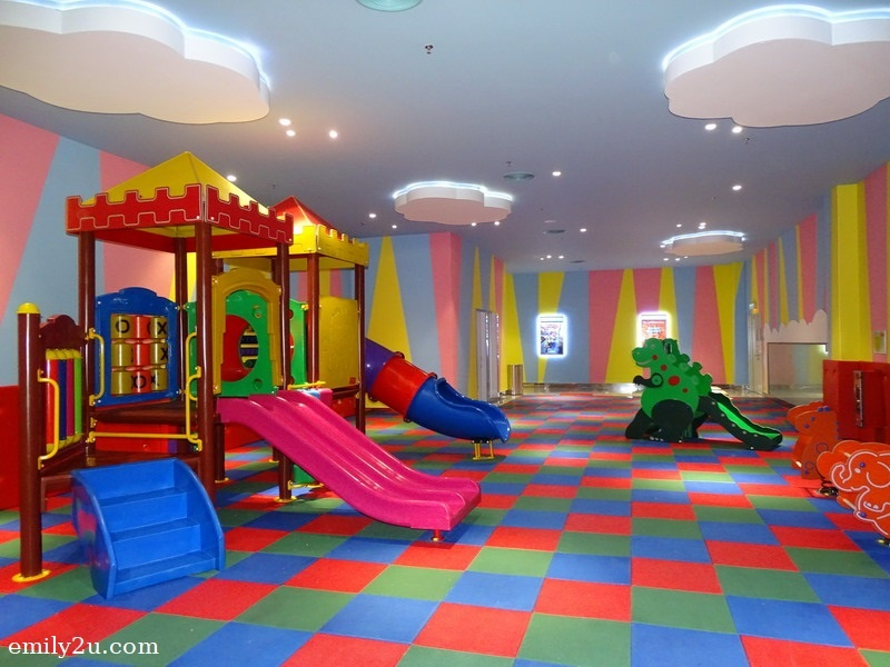 4. indoor playground open to all children