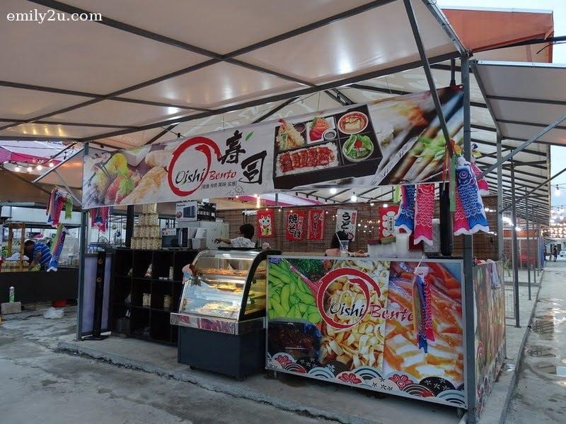 6. Oishi Bento