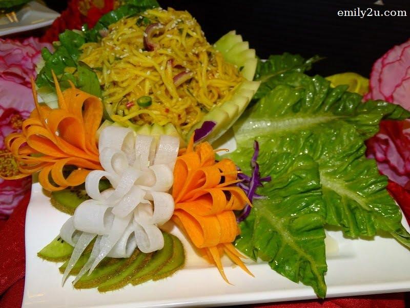 6. Thai Mango Salad