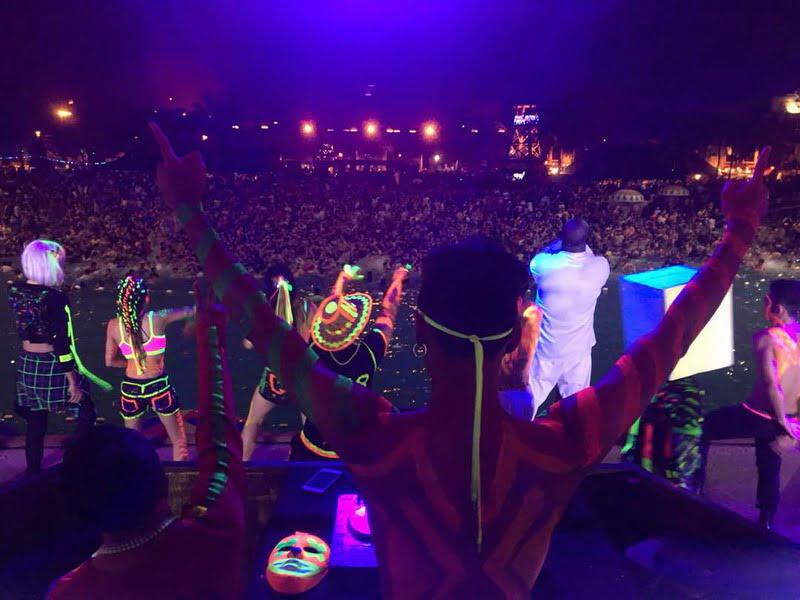 7. energetic celebrants