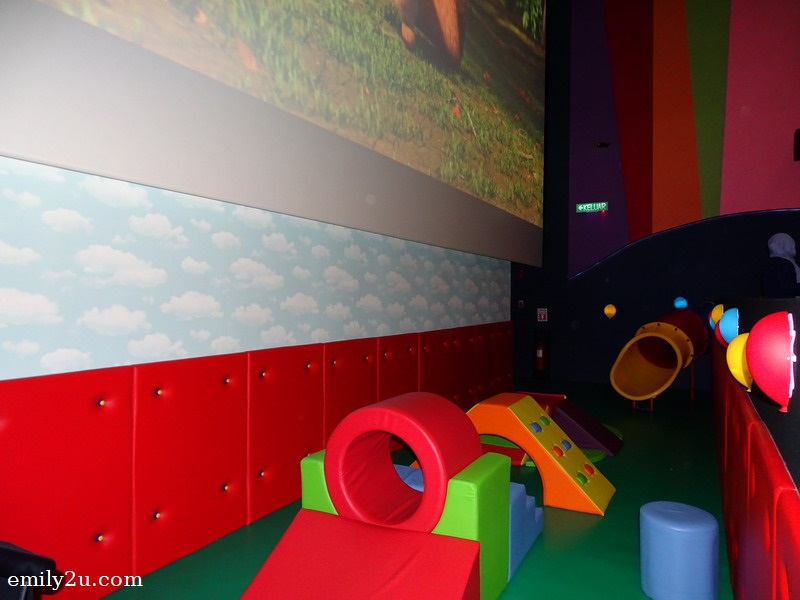 7. play area in KECIL Hall