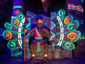 7 The Malayana Throne with Kukuntalu