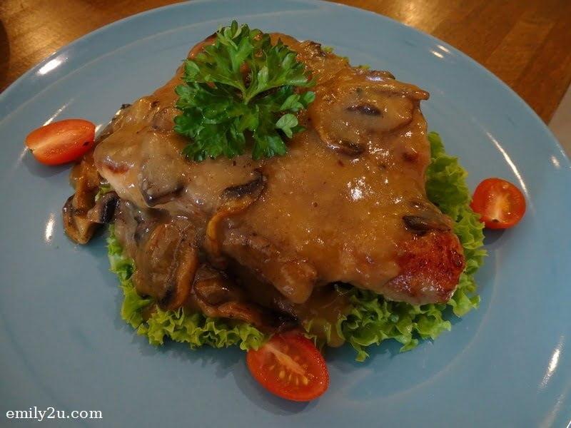 9. Classic Chicken Chop