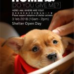 Announcement: ISPCA Shelter Open Day