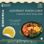 The Haven Chinese New Year Gourmet Poon Choi
