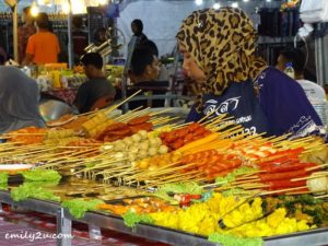 1 Karnmival Makanan Malaysia Thailand