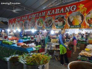 10 Karnmival Makanan Malaysia Thailand