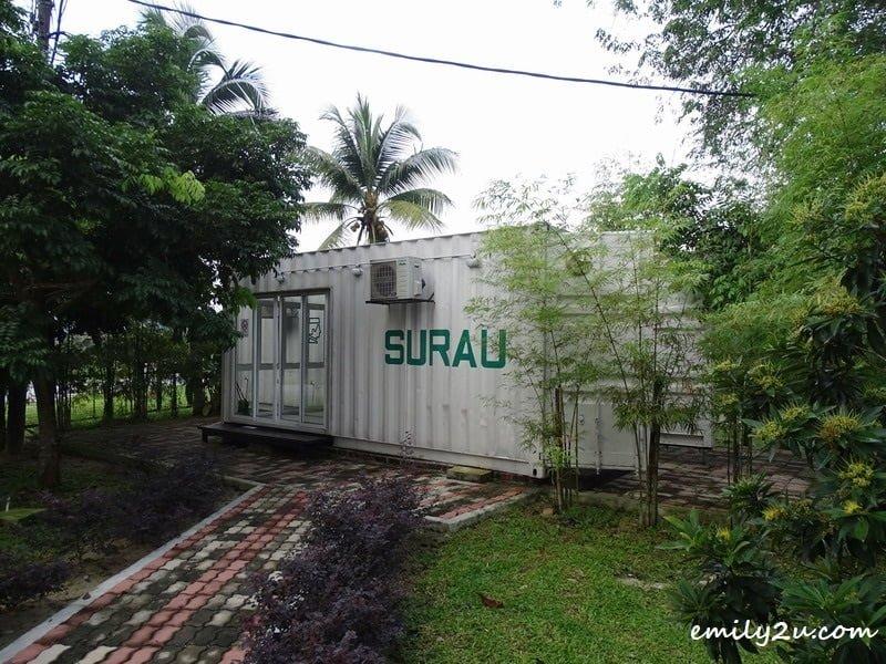 10. surau (prayer room)
