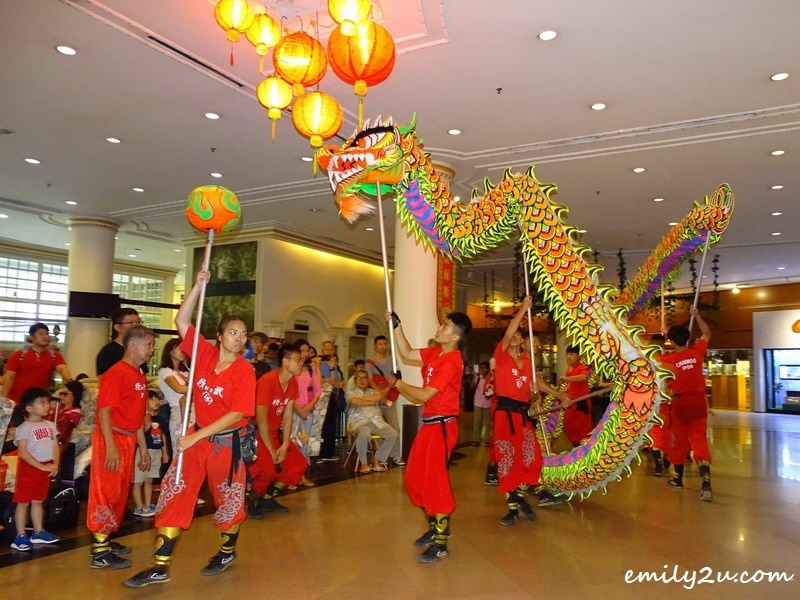 11. dragon dance performance
