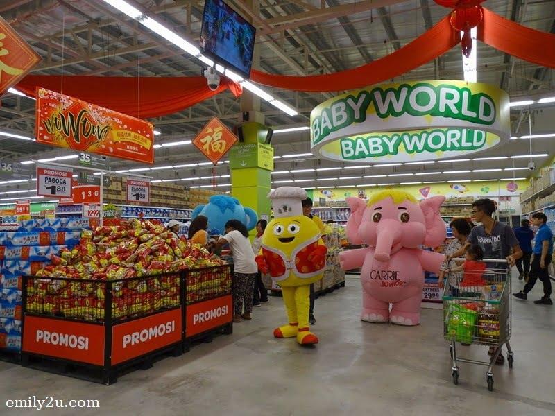12. Baby World corner