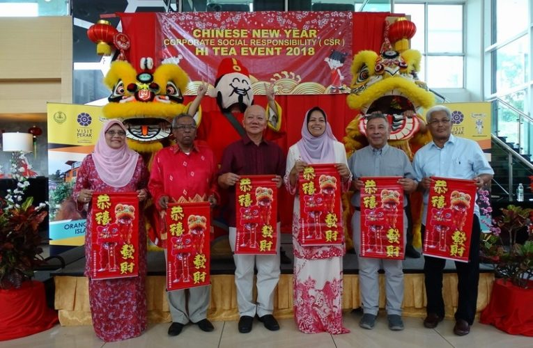 Symphony Suites Hotel Chinese New Year CSR Programme
