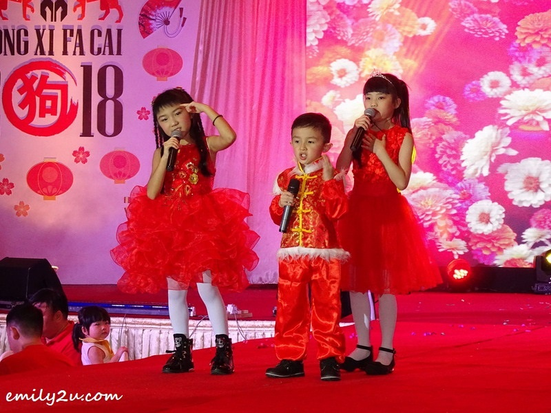 13. talented children rule the stage