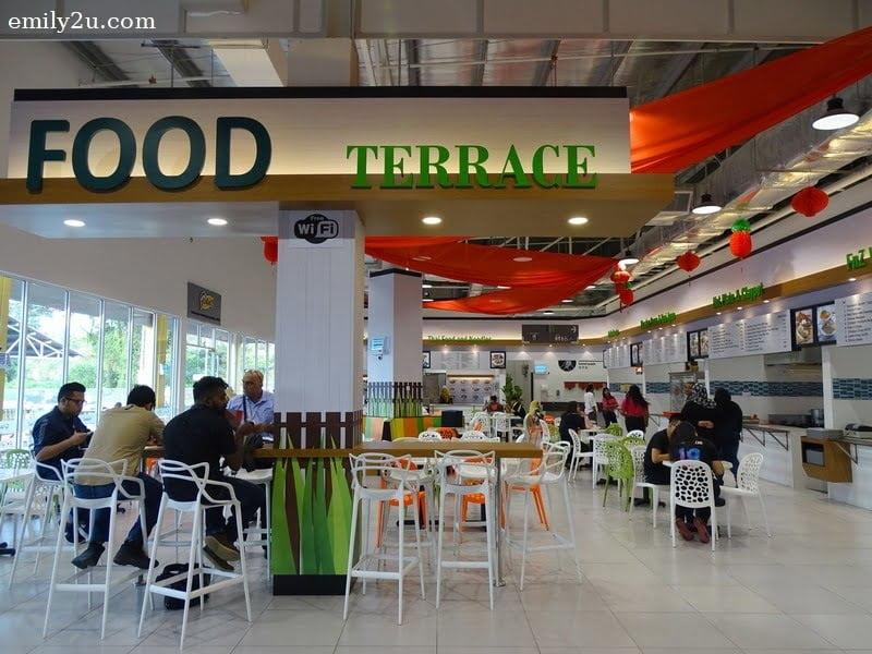 15. Food Terrace