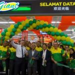 Launch of Giant Falim, Ipoh