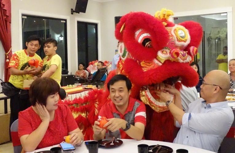 Perak Press Club Chinese New Year Dinner