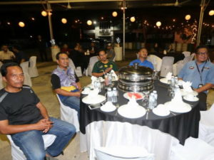 2 farewell gathering for Odi