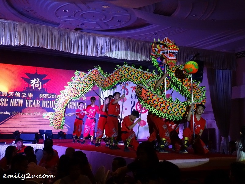 20. dragon dance by Ipoh Chinese Chin Woo Athletic Association