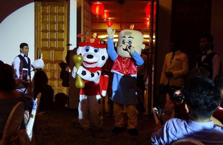 Mass Chinese New Year Reunion Dinner @ Syeun Hotel Ipoh