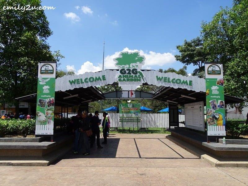 25. G2G Animal Garden