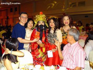 28 CNY Reunion dinner Syeun Hotel