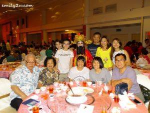 29 CNY Reunion dinner Syeun Hotel