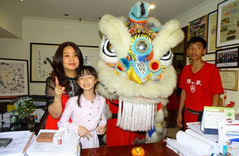 2018 Chinese New Year Celebration at Syeun Hotel Ipoh